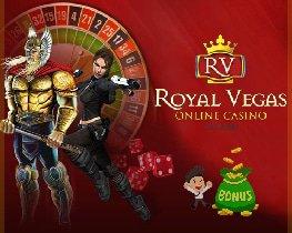 Royal Vegas Casino Roulette No Deposit Bonus  onlinecasinoup.com